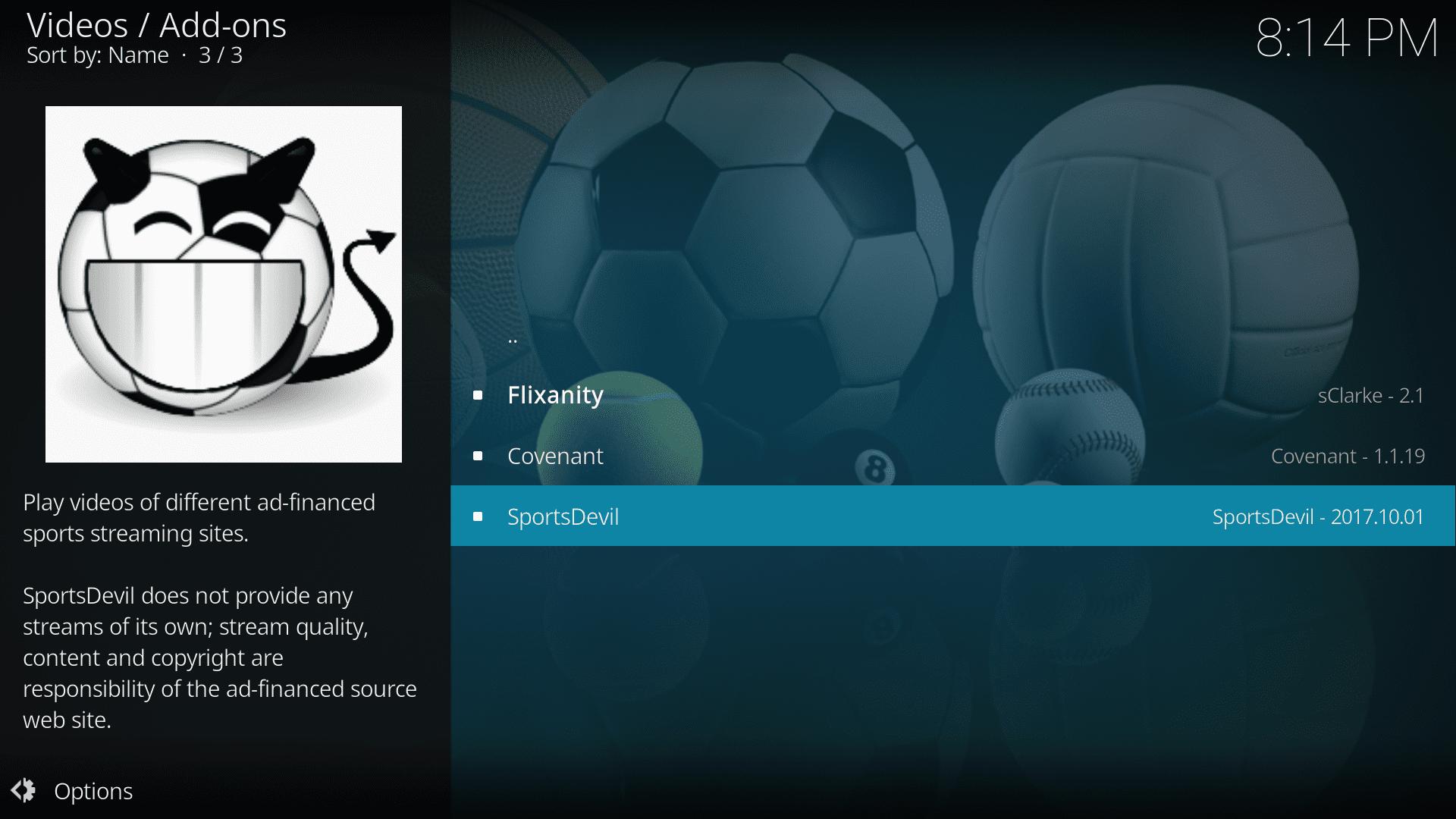 How to Install SportsDevil Addon on Kodi / FireStick in 2
