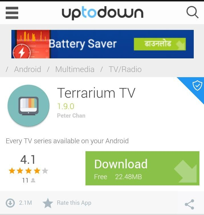 download terrarium apk android smartphone
