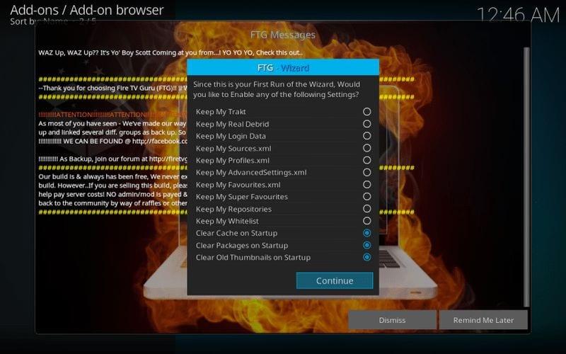 How to Install Fire TV GURU Build on Kodi 17 6 Krypton