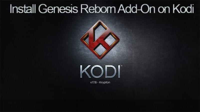 how to install genesis reborn on kodi firestick