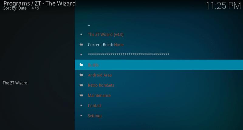 open builds Kryptikz ZT Kodi Build