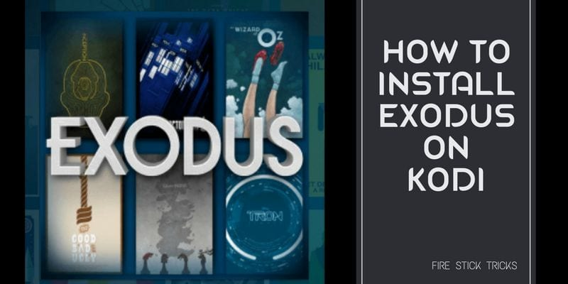 kodi exodus not working