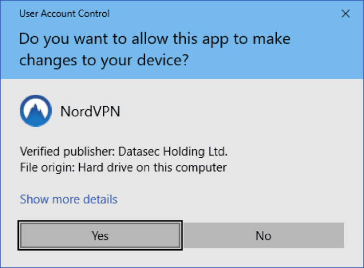 how to install nordvpn