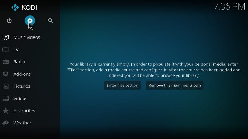 how to install redemption kodi addon