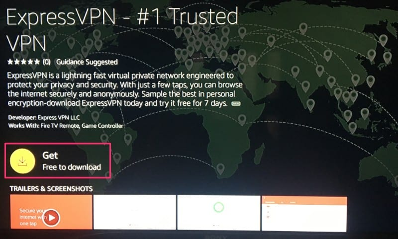 get expressvpn on firestick