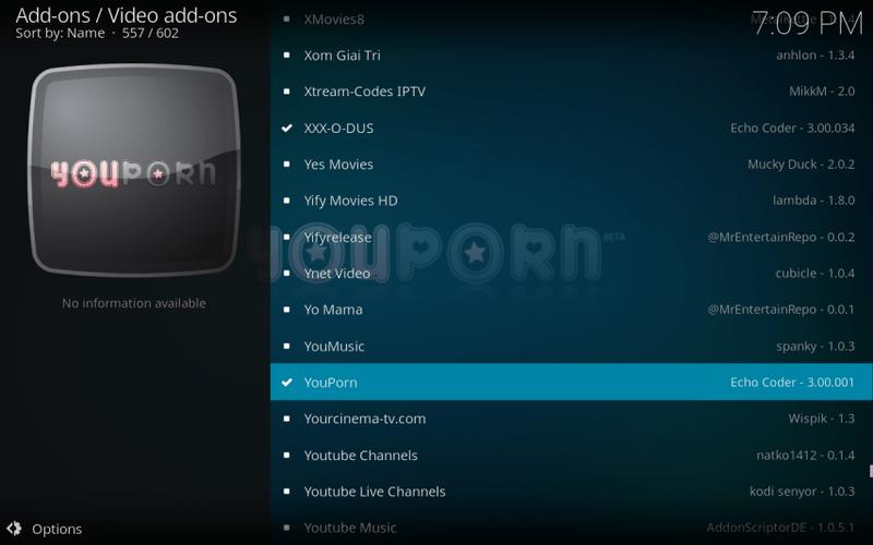 how to watch porn on firestick : how to install best kodi porn addons on kodi 18