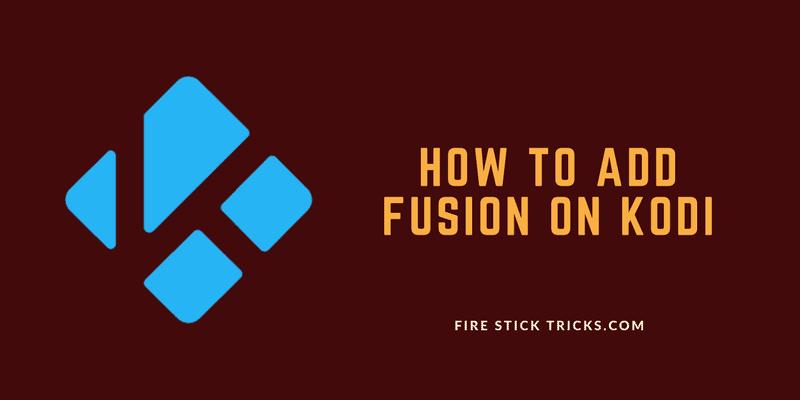 fusion kodi