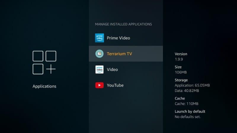 terrarium tv issues