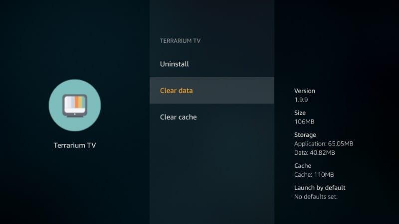 terrarium tv buffering problems