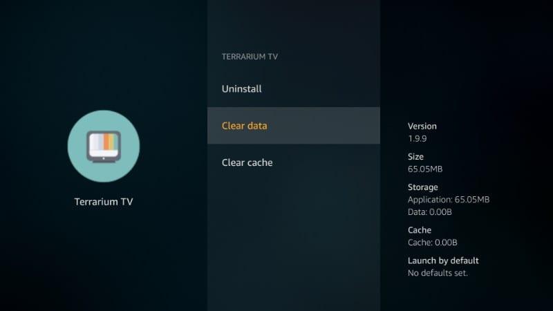 terrarium tv troubleshooting