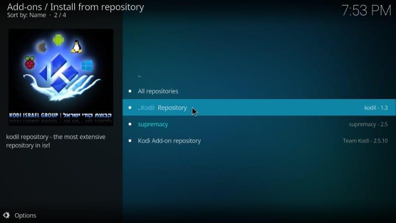 kodil repository for porn addons : best kodi porn addons on kodi leia 18 / kodi krypton 17.6