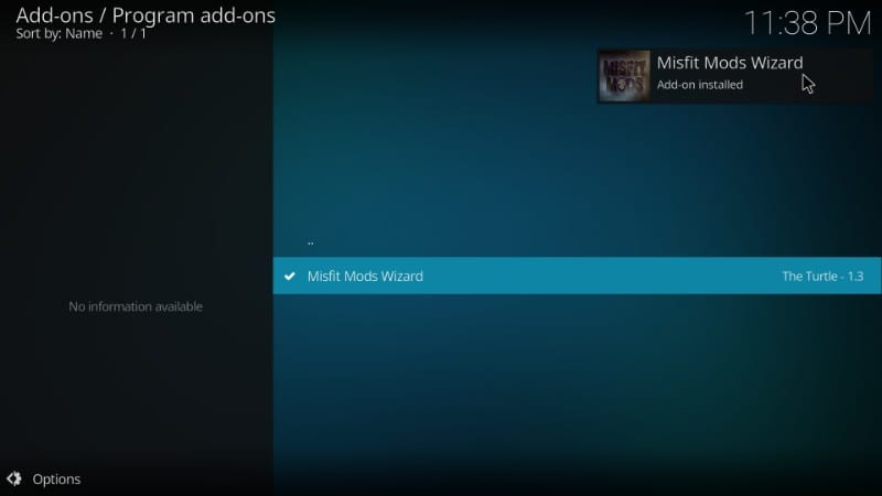 how to install hardnox kodi build