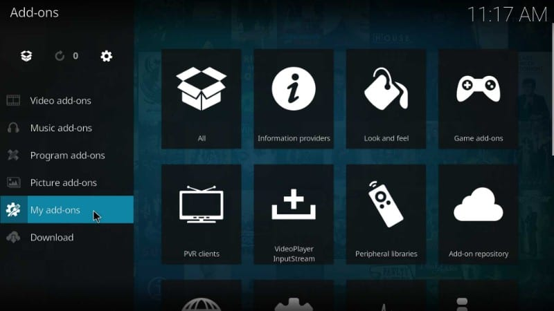 how to set up trakt on kodi