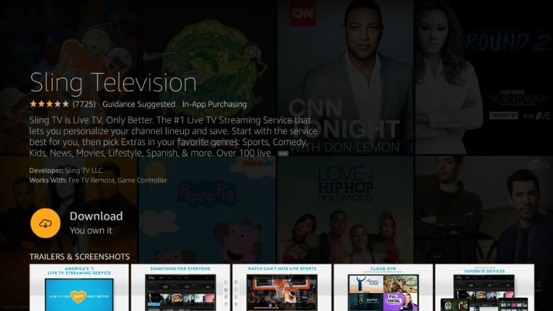 How to Get Sling TV on FireStick | Easy Step-by-Step Guide