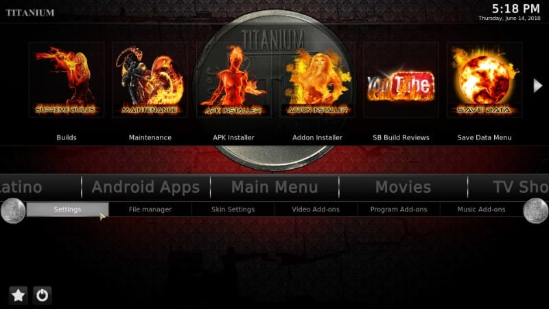 Turboj Tv Wizard Kodi Builds – Shredz