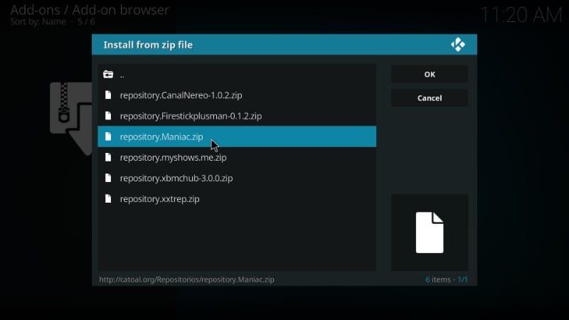 install IPTV Bonanza kodi repository