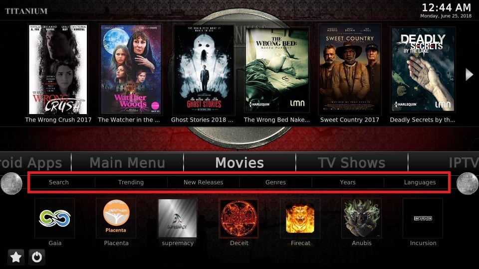 how to use kodi builds