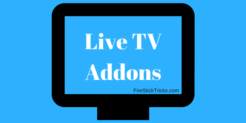 15 Best Live TV Kodi Addons (2018) | Working and Daily Updated