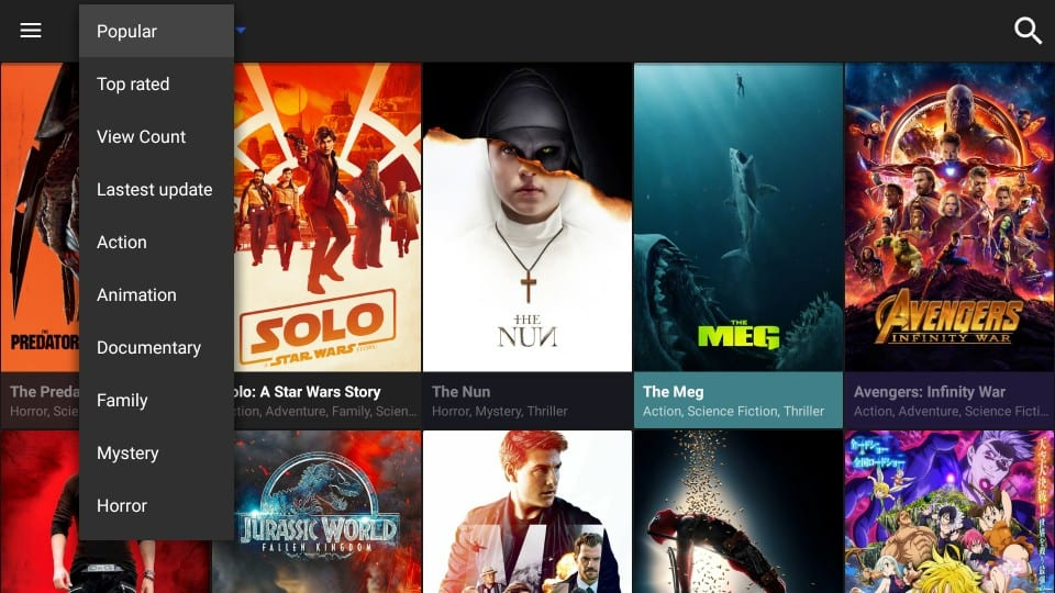 free download movies no limit