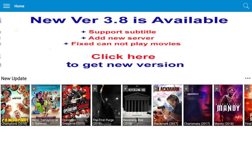 how to use Newest Movies HD on FireStick