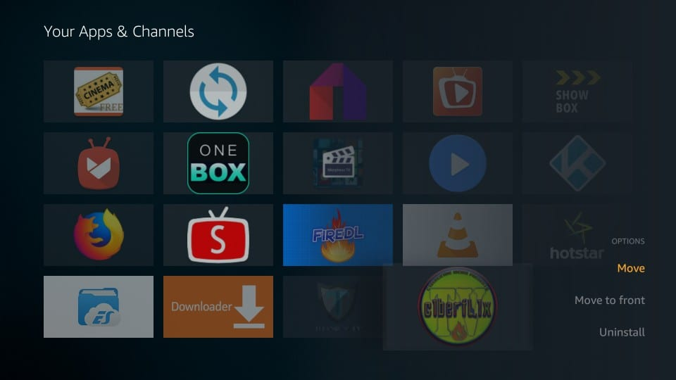 How to Install CyberFlix TV on FireStick in 1-Minute (Aug  2019 Update)