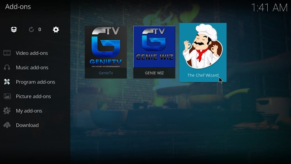 Diggz Xenon Kodi Build