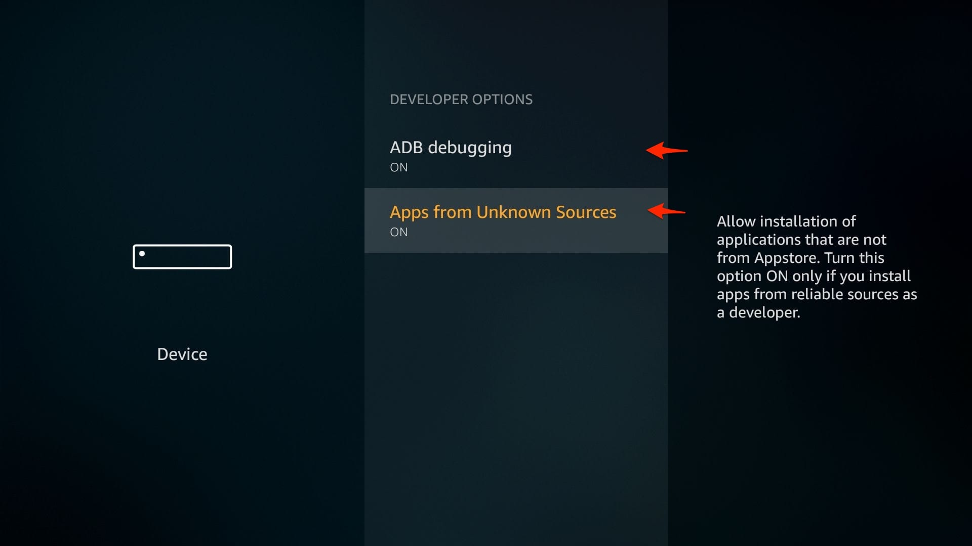 kodi 17 not working on firestick