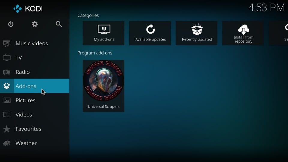 kodi one nation portal builds