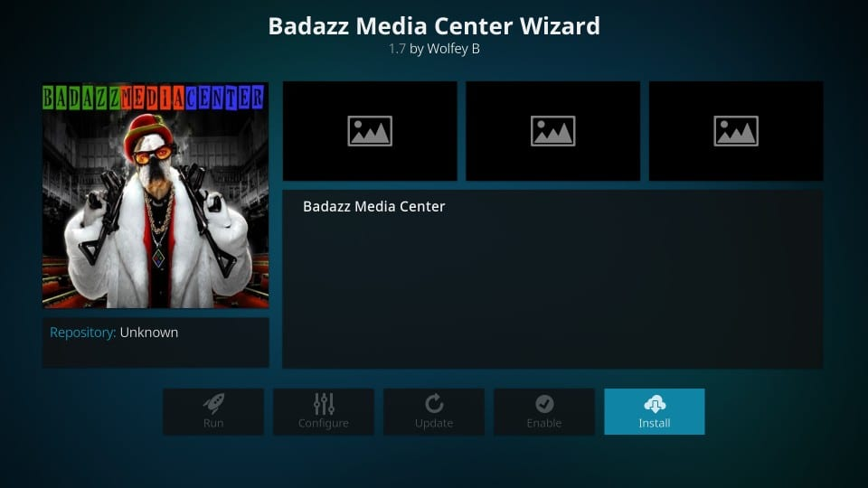 how to install bmc builds on kodi
