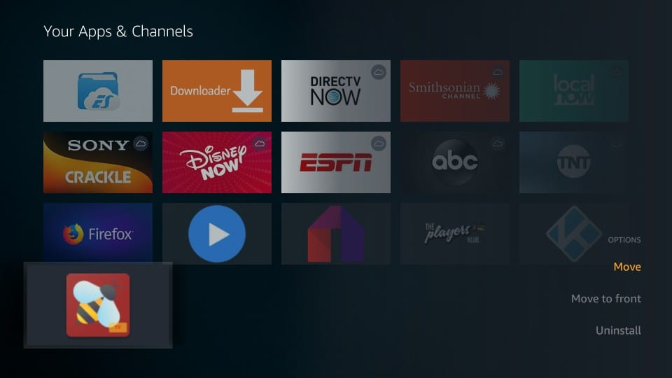 how to use beetv on firestick