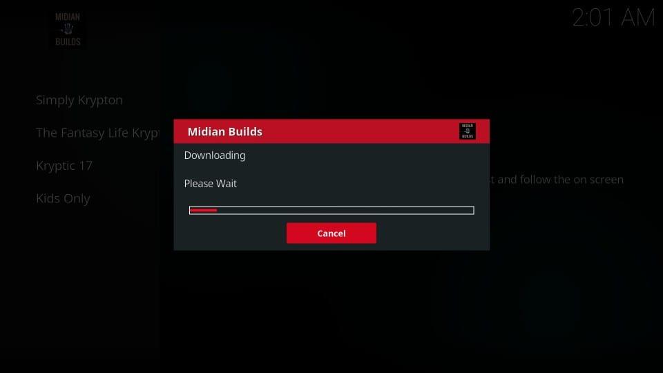 bmc builds on firestick
