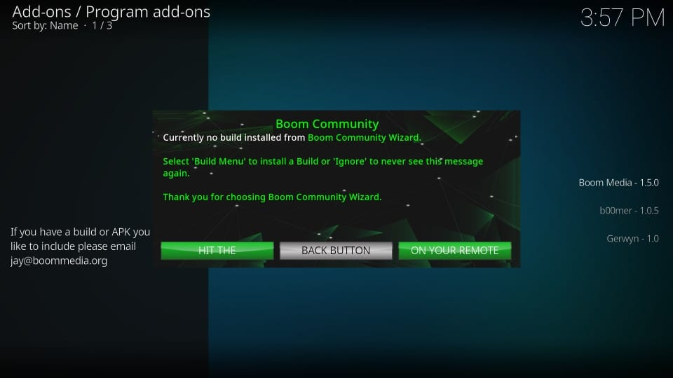 boom kodi builds
