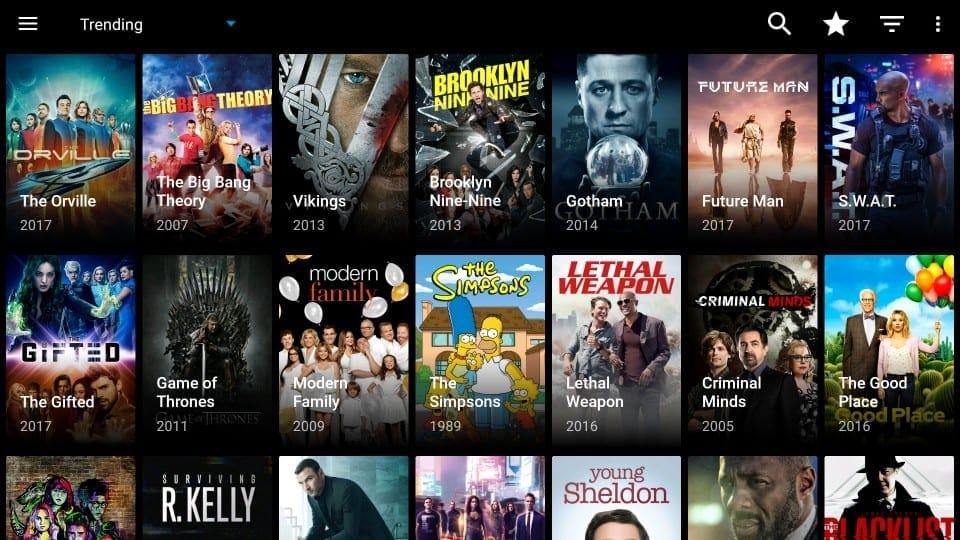 dream tv on firestick