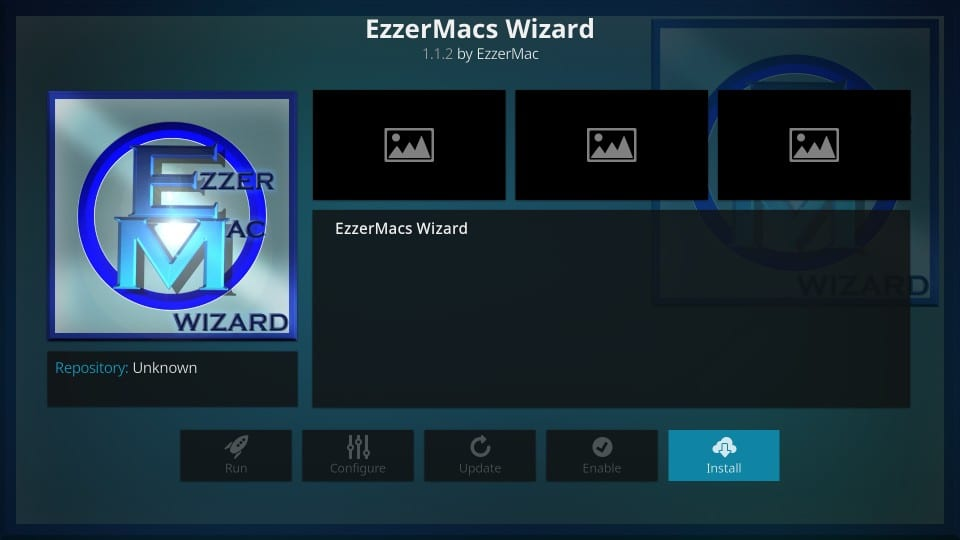 ezzermacs builds on kodi
