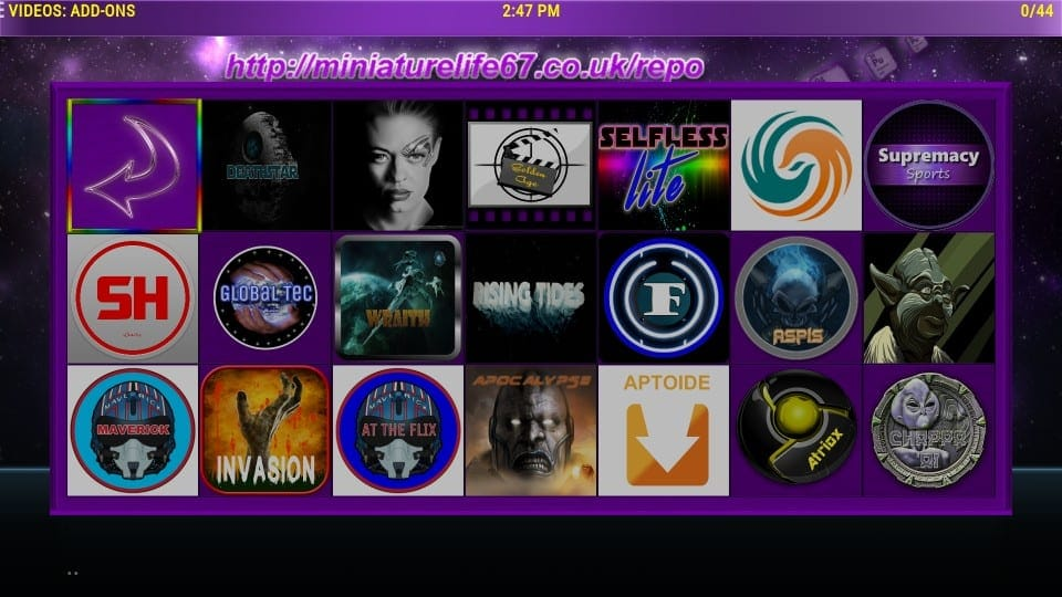 ezzermacs plutonium kodi build