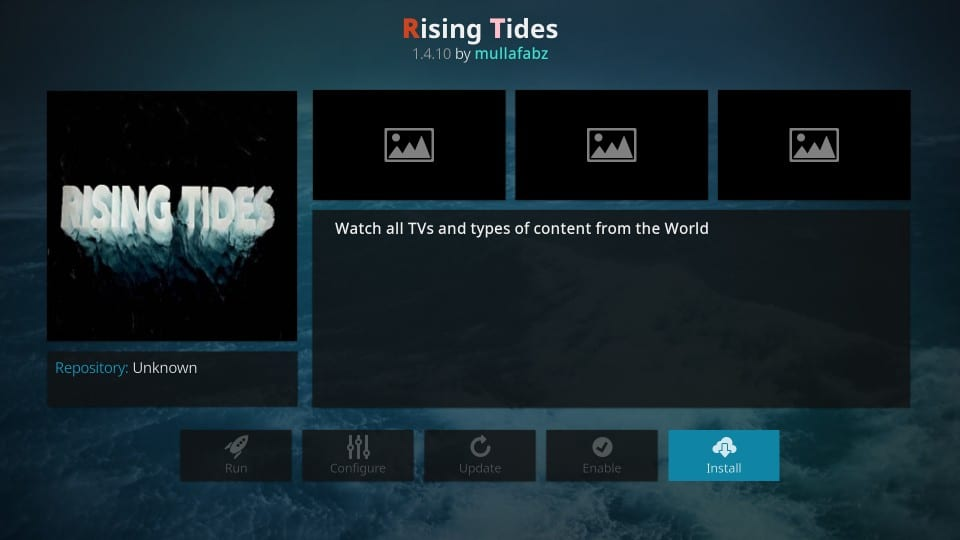 How to Install Rising Tides Kodi Addon for Live Sports (2019)
