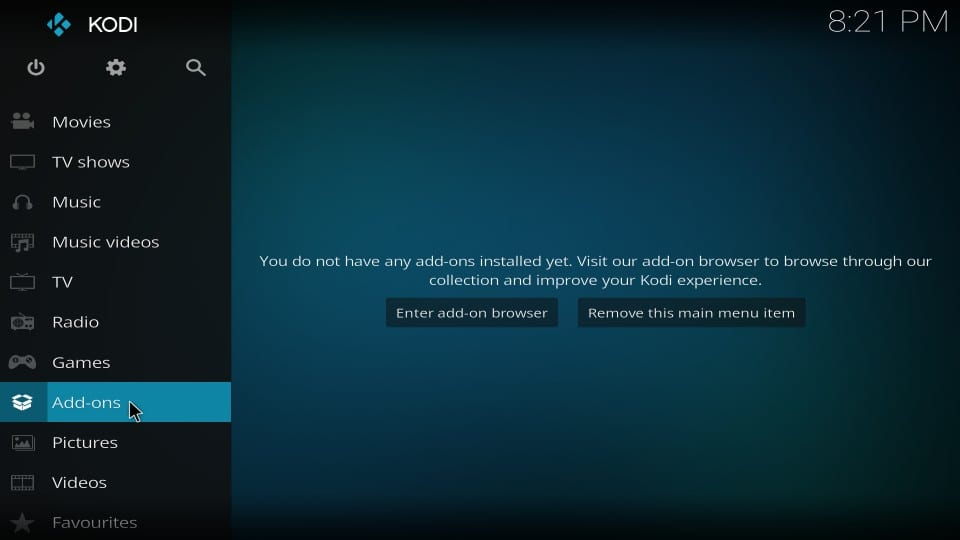 how to install movie theater butter on kodi