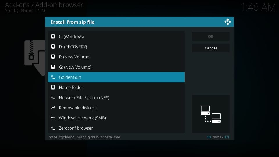 how to get kodi watchdogs addon