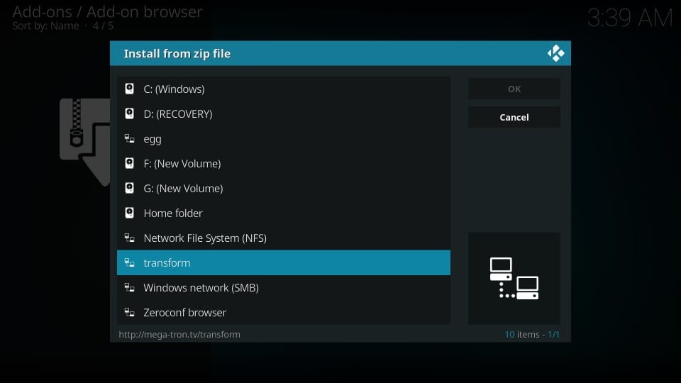 kodi not working windows 8.1