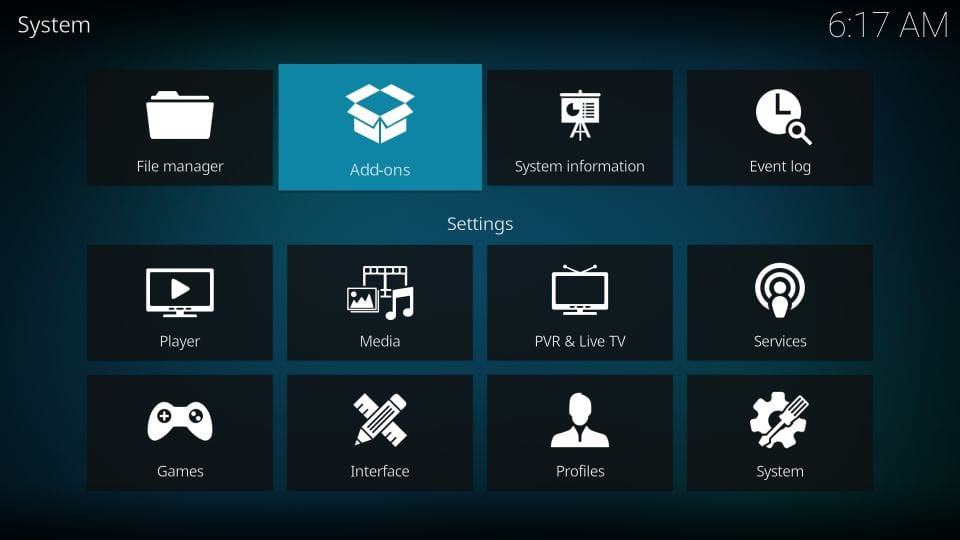 how to download 7 of 9 addon on kodi