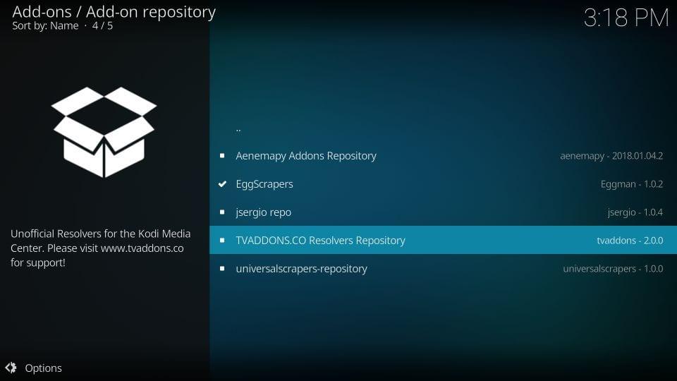 how to install destiny kodi addon