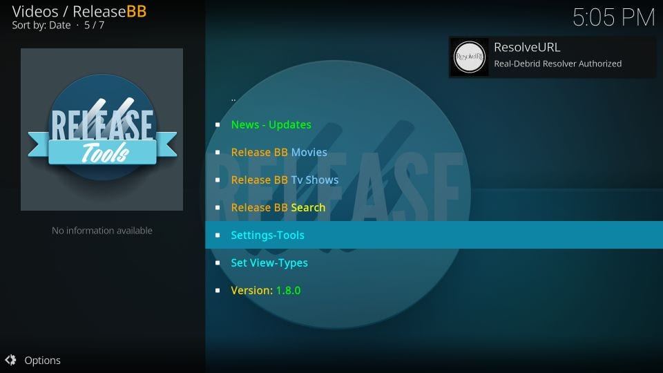 How to Install ReleaseBB Kodi Addon in Quick & Simple Steps