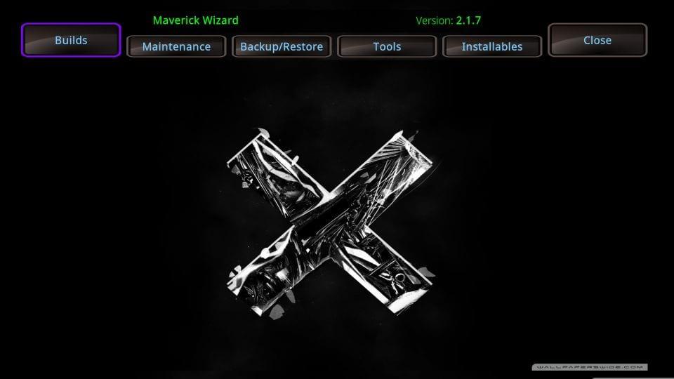 maverick wizard builds