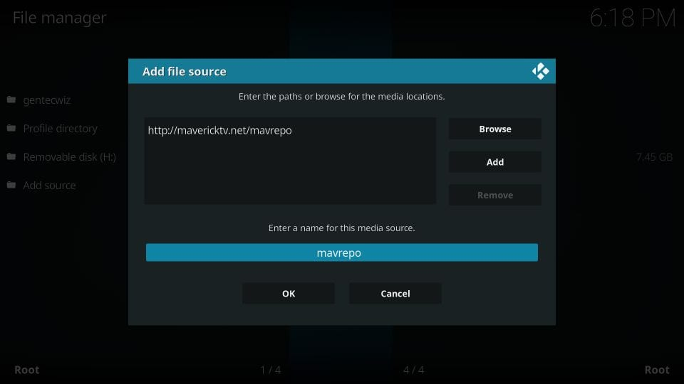 how to install the magic dragon build on kodi