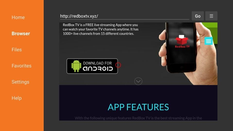 How to Install Redbox TV APK on FireStick | Free Live TV in