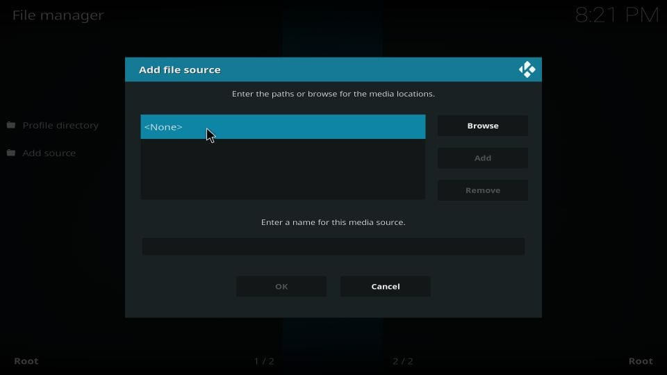 how to download t2k iptv kingdom on kodi
