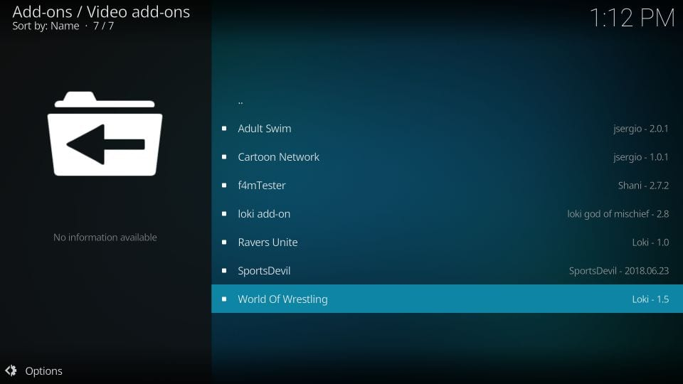How to Install World Of Wrestling Kodi Addon in 2 Minutes (2019)
