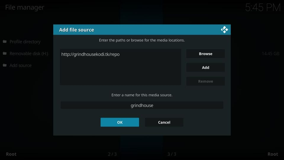 grindhouse kodi build tutorial