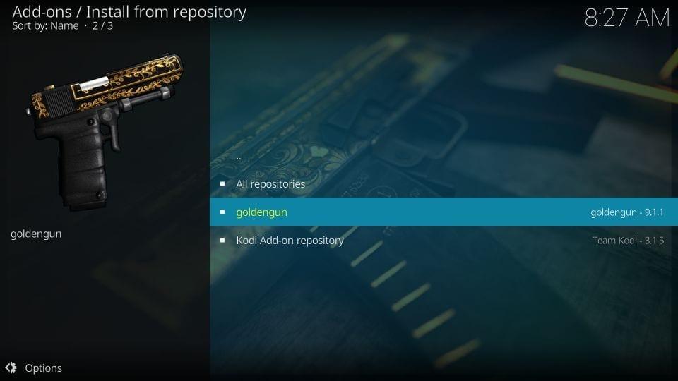 goldengun repository