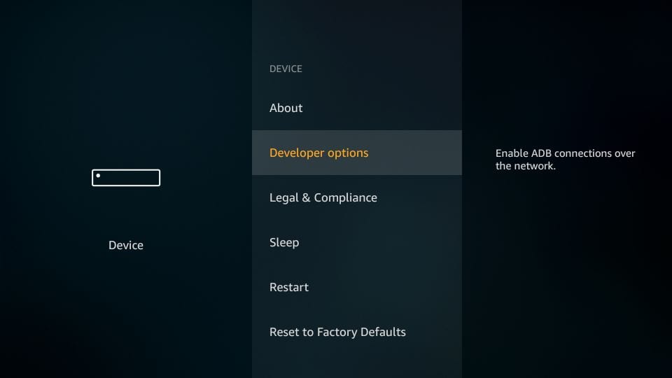 how to sideload apps on firestick from PC